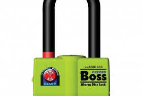 boss alarm schijfremslot