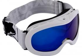 fury junior goggles glossy white