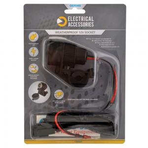 12 volt socket aansteker aansluiting