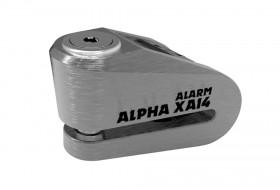 alpha alarm schijfremslot