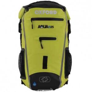 auqa b25 rugzak geel
