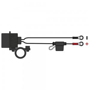 dual usb socket 2 aansluitingen 2