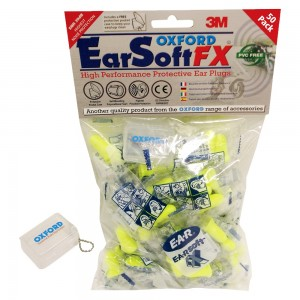 ear soft fx oordoppen