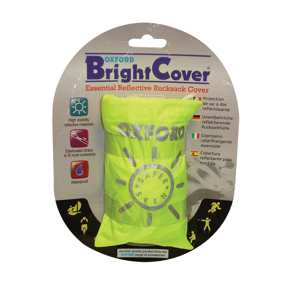 c9c1b464e24 Bright cover opvallende hoes voor rugzak   Oxford Products Nederland