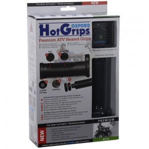 premium hotgrips atv handvatverwarming