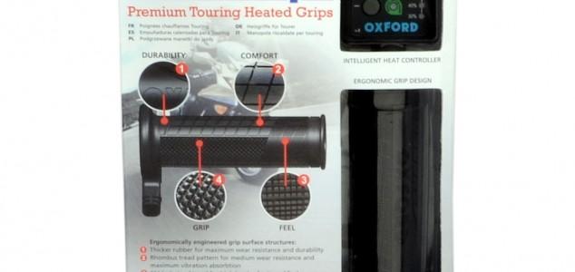premium hotgrips touring handvatverwarming
