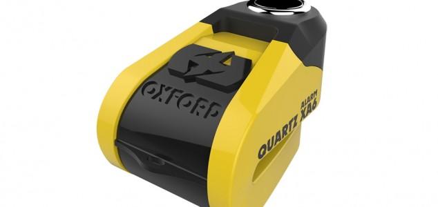 quartz xa6 alarm schijfremslot