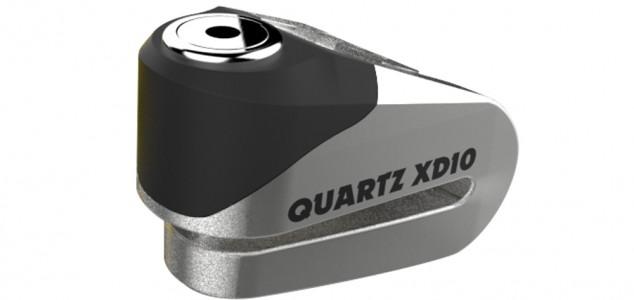 quartz xd10 schijfremslot