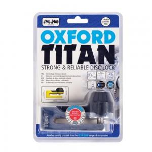 titan schijfremslot