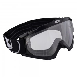 assault pro goggle crossbril matt black