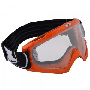 assault pro goggle crossbril orange