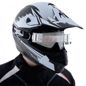 assault pro goggle crossbril tear off system 2
