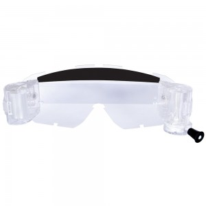 assault pro goggle crossbril tear off system