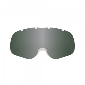 assault pro goggle lens greentint