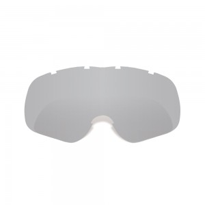 assault pro goggle lens tear off silvertintassault pro goggle lens tear off clear