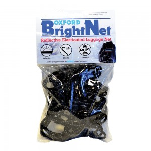 bright net bagagenet reflecterend
