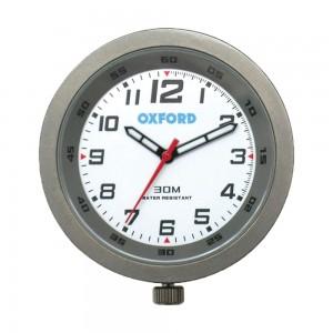 clock analoge klok titanium