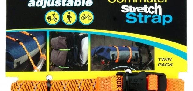 commuter straps LD 12mm oranje reflecterend