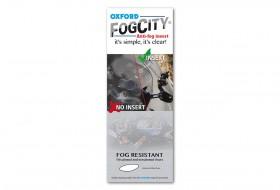 fogcity anti condens folie windscherm