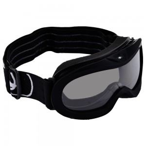 fury junior goggles glossy black