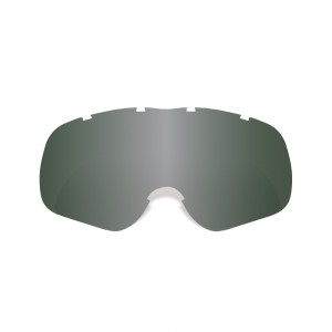 fury junior goggles lens greentint