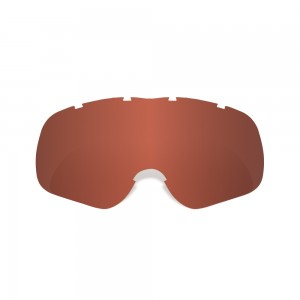 fury junior goggles lens redtint