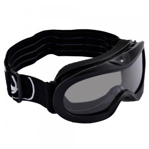 fury junior goggles matt black