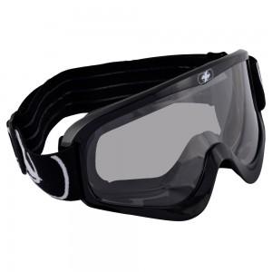 fury mx goggles glossy black
