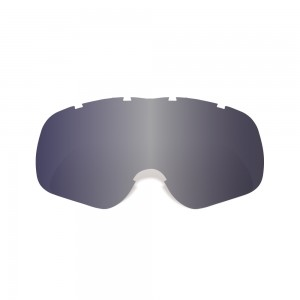 fury mx goggles lens bluetint