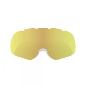 fury mx goggles lens goldtint