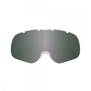 fury mx goggles lens green tint