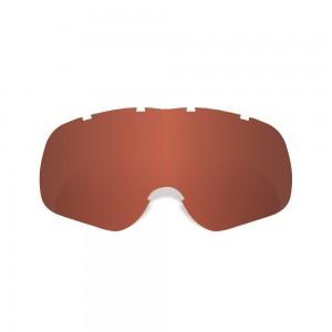 fury mx goggles lens redtint