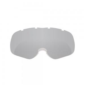 fury mx goggles lens silvertint