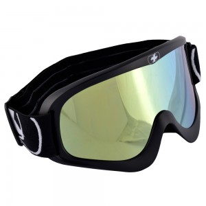 fury mx goggles matt black