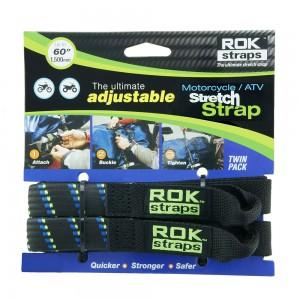pack straps MD 16mm zwart blauw groen