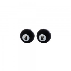 valve caps ventieldopjes eight ball zwart 2