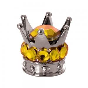 valce caps ventieldopjes kroon goud