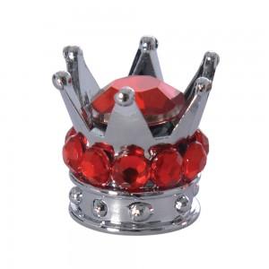 valce caps ventieldopjes kroon rood