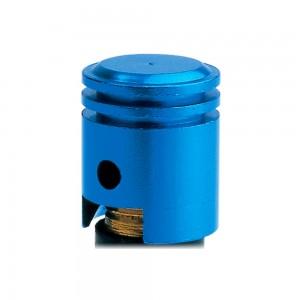 valve cap ventieldopjes zuiger blauw