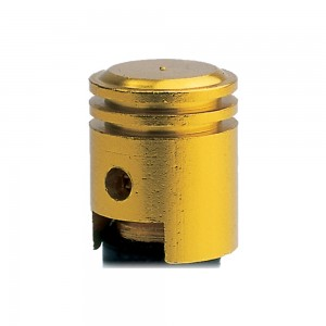 valve cap ventieldopjes zuiger goud