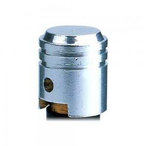 valve cap ventieldopjes zuiger zilver