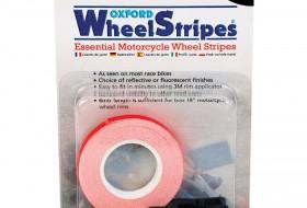 wheel stripes wielstriping oranje