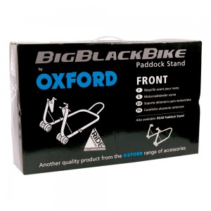 big black bike paddock stand 2
