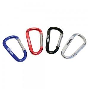 carabiner key ring karabijnhaak