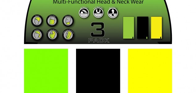 comfy green black yellow