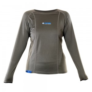 cool dry long sleeve top vrouw