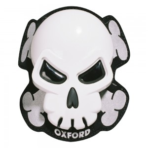 knee slider skull wit