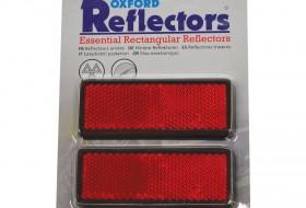 self adhesive oplakbare-reflector rechthoek