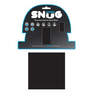 snug black halsdoek
