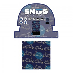 snug scooter halsdoek